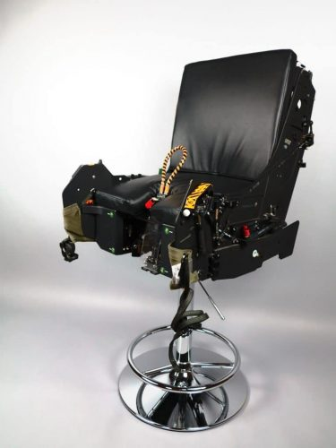 Fast Jet Ejector Seat Actuator